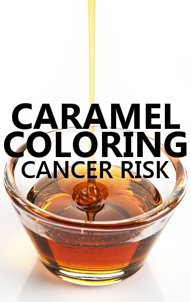 The risk of cancer in caramel coloring